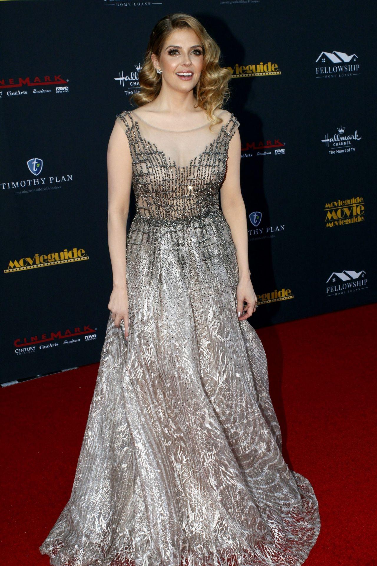 Jen Lilley – Movieguide Awards 2020 • CelebMafia