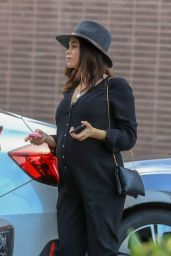 Jenna Dewan Casual Style - Out in Beverly Hills 01/16/2020