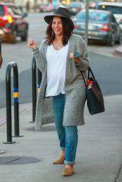 Jenna Dewan Street Style - Out in Studio City 01/13/2020