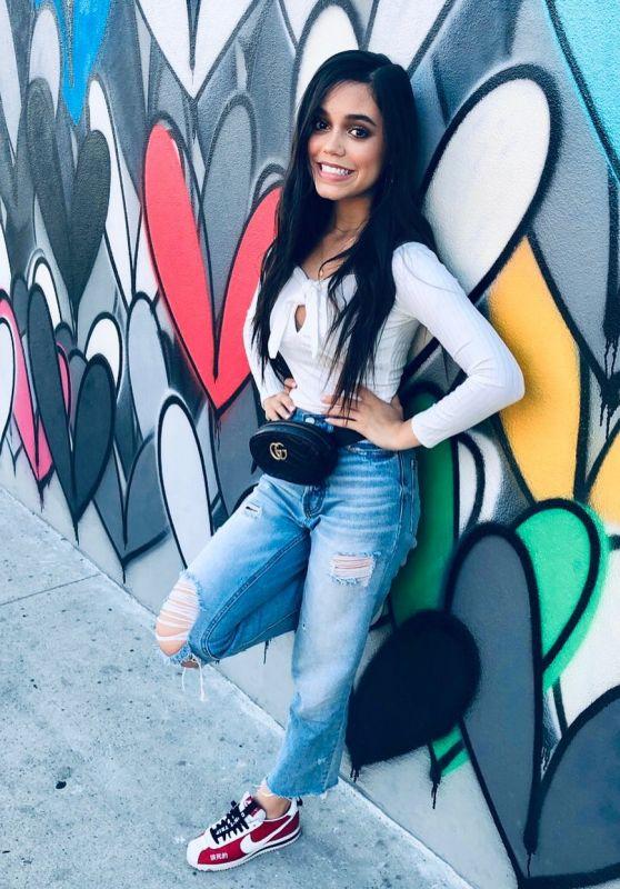Jenna Ortega - Social Media 01/31/2020