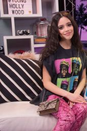 Jenna Ortega - Young Hollywood Studio in LA 01/11/2020