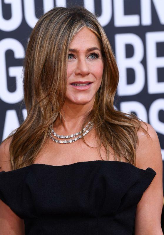 Jennifer Aniston – 2020 Golden Globe Awards