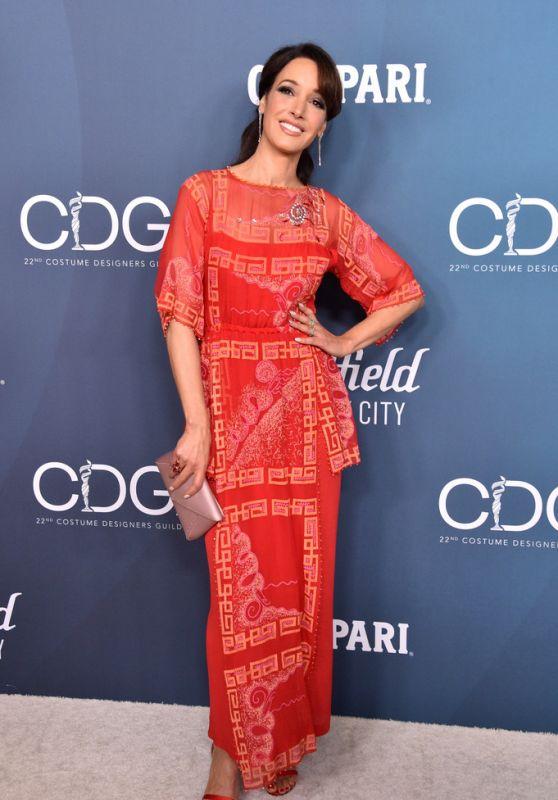 Jennifer Beals – Costume Designers Guild Awards 2020