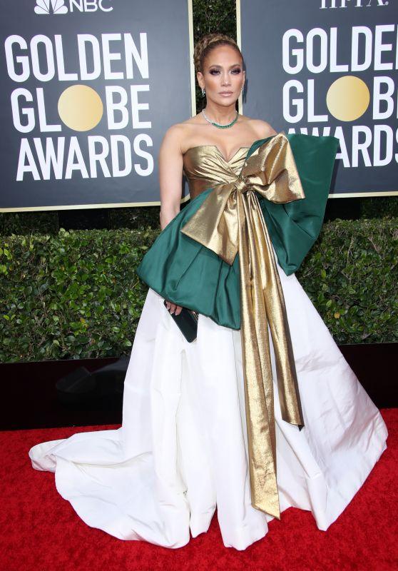 Jennifer Lopez – 2020 Golden Globe Awards