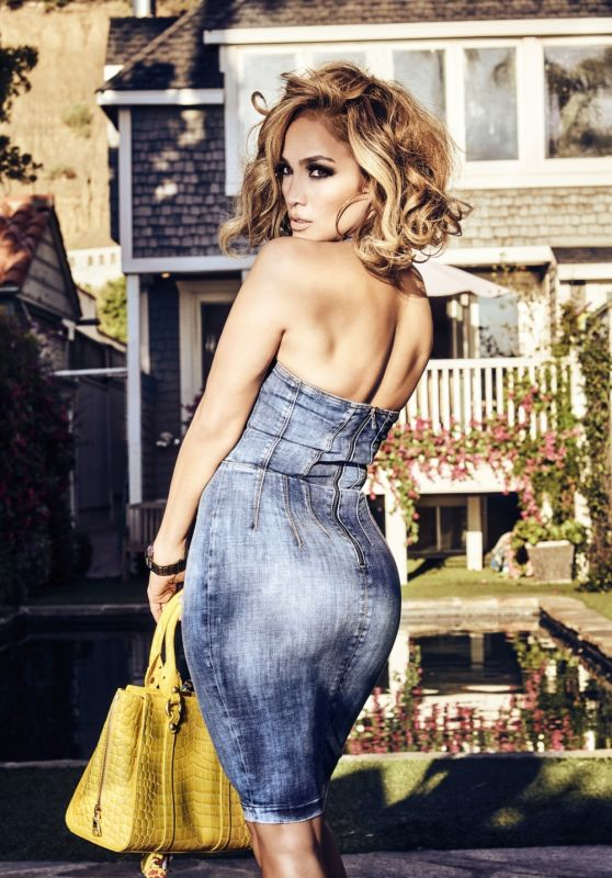 Jennifer Lopez - Guess Girl Spring Campaign 2020 (more photos)