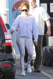 Jennifer Lopez in Spandex 01/18/2020