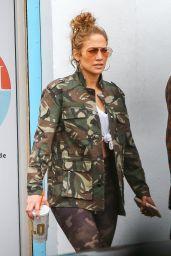 Jennifer Lopez - Leaves a Gym in Miami 01/11/2020