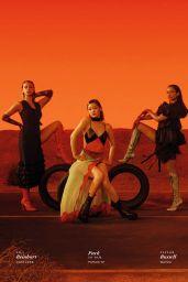 Jennifer Lopez, Lily-Rose Depp, Laura Dern, Lili Reinhart, Park So-Dam, Taylor Russell, Eddie Murphy and Antonio Banderas – Vanity Fair The Hollywood Issue 2020 (Part II)