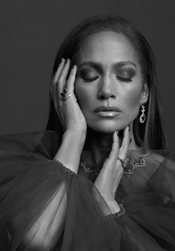 Jennifer Lopez - The 26th Vanity Fair Hollywood Portfolio