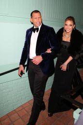 Jennifer Lopez With Her Husband After the SAG Awards 2020