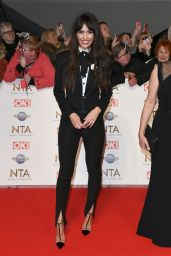 Jennifer Metcalfe – National Television Awards 2020 in London