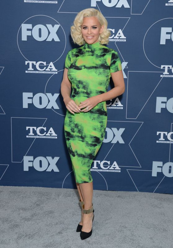 Jenny McCarthy – FOX Winter TCA All Star Party in Pasadena 01/07/2020