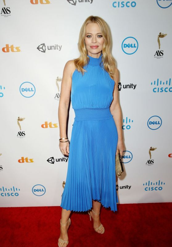 Jeri Ryan - The Advanced Imaging Society Lumiere Awards in Burbank 01/22/2020