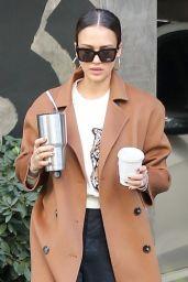 Jessica Alba - Out in Santa Monica 01/03/2020