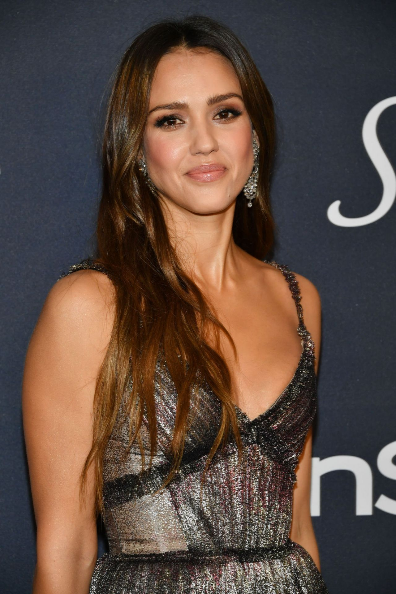 Jessica Alba – Warner Bros. and InStyle 2020 Golden Globe After Party