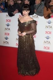 Jessica Fox – National Television Awards 2020 in London