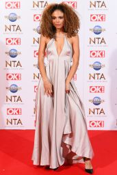 Jessica Plummer – National Television Awards 2020 in London