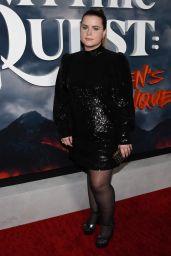 """Jessie Ennis – """"Mythic Quest: Raven's Banquet"""" Premiere in LA"""