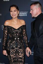 Jessie J and Channing Tatum – Clive Davis' 2020 Pre-Grammy Gala
