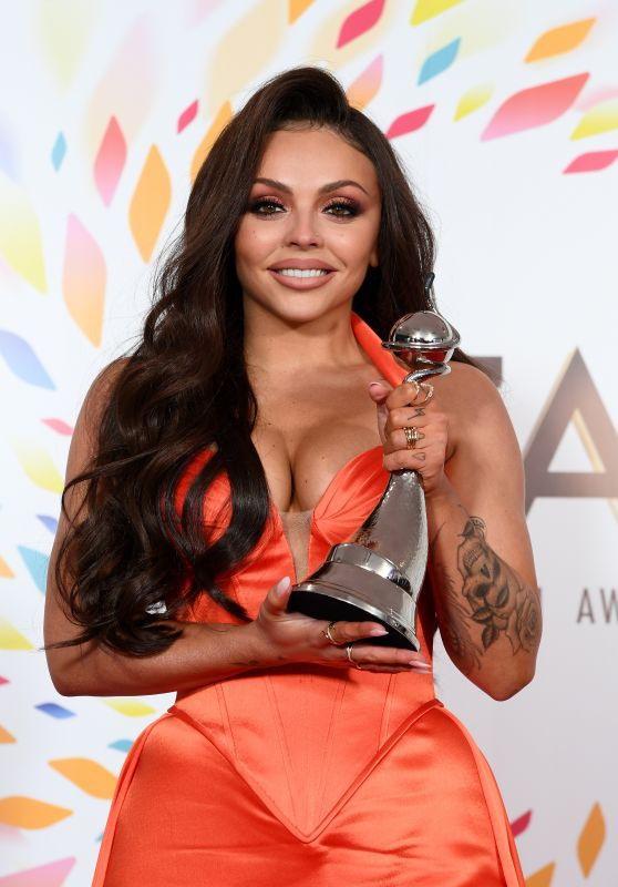 Jesy Nelson – National Television Awards 2020 in London