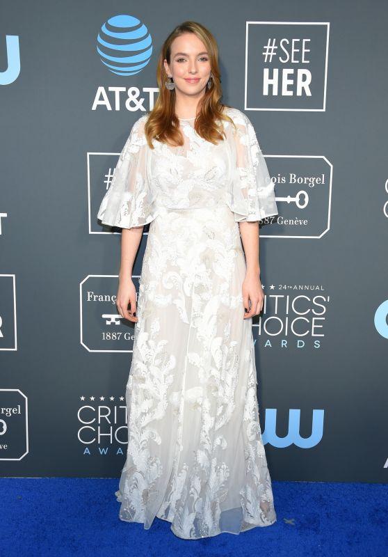 Jodie Comer – Critics' Choice Awards 2020
