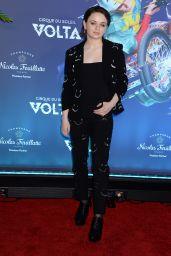Joey King – Cirque du Soleil VOLTA Premiere in LA