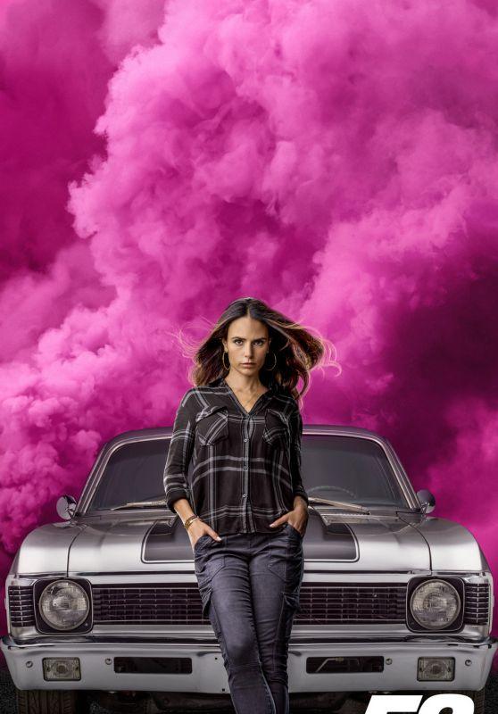 "Jordana Brewster – ""Fast & Furious 9"" Promo Posters"