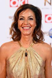 Julia Bradbury – National Television Awards 2020 in London