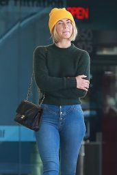 Julianne Hough in Tight Jeans - Out in Studio City 01/13/2020