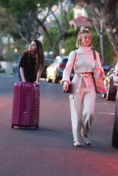 Julianne Hough - Leaves the Office in LA 01/28/2020