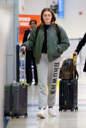 Julianne Moore in Travel Outfit - JFK Airport 01/03/2020