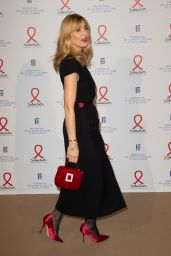 Julie Gayet – Fashion Dinner for AIDS Sidaction Association in Paris 01/23/2020