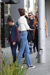 Kaia Gerber - Avra Beverly Hills in Beverly Hills 01/30/2020