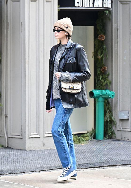 Kaia Gerber Street Style 01/10/2020