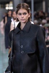 Kaia Gerber - Walks Alyx Menswear Fall/Winter 2020-2021 Show in Paris 01/19/2020