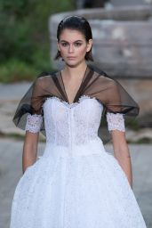 Kaia Gerber - Walks Chanel Haute Couture Show in Paris 01/21/2020