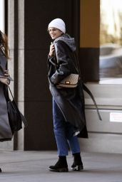Kaia Gerber Winter Street Style 01/17/2020