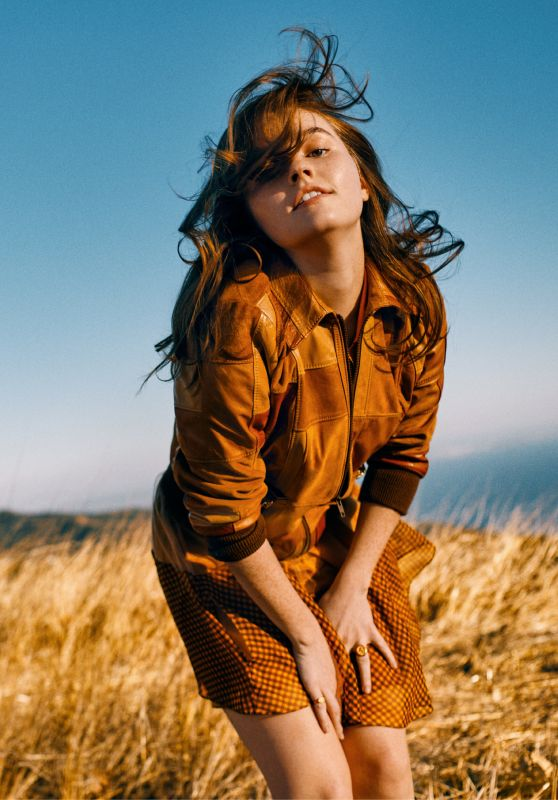 Kaitlyn Dever and Hunter Schafer - Vogue Magazine US February 2020