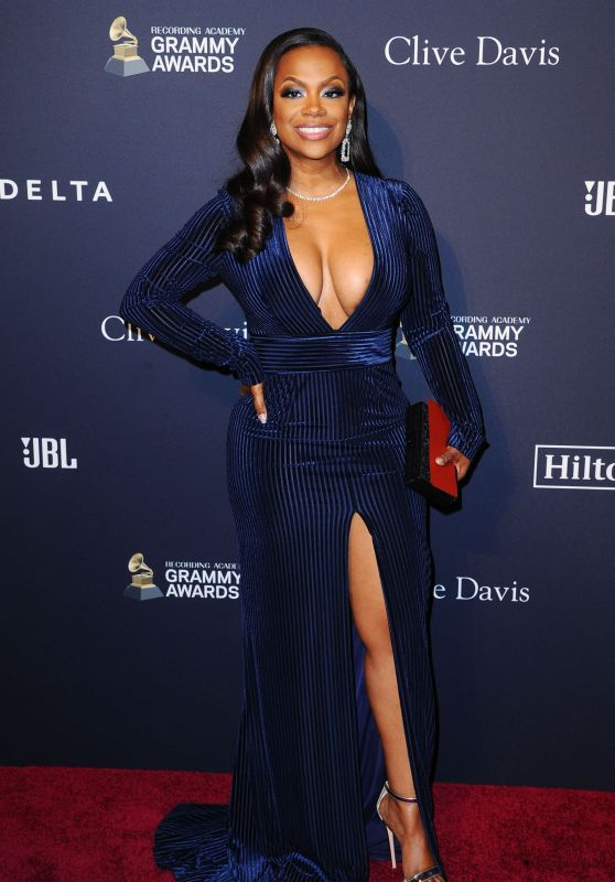 Kandi Buruss – Clive Davis' 2020 Pre-Grammy Gala