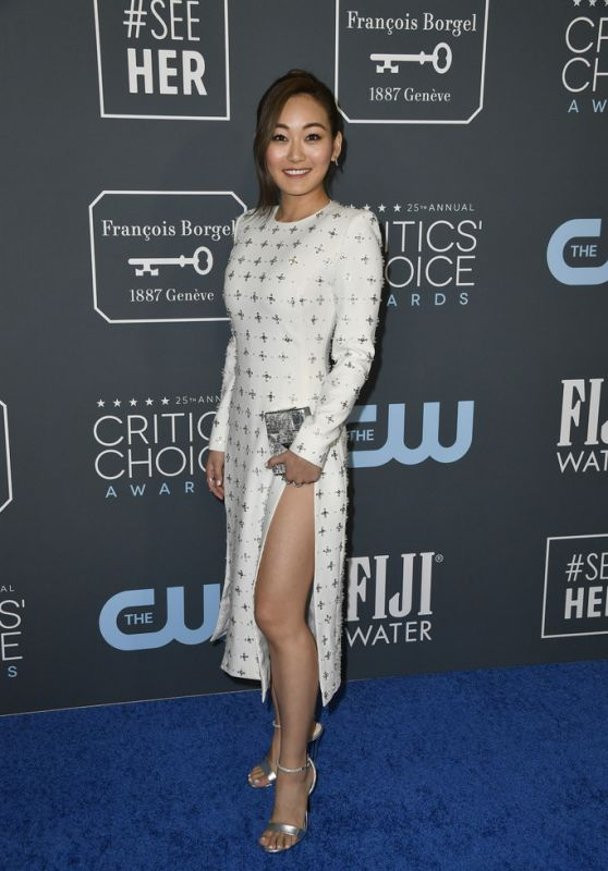 Karen Fukuhara – Critics' Choice Awards 2020