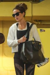 Kate Beckinsale - Leaving a Gym in Beverly Hills 01/15/2020