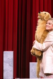 Kate Upton - Tonight Show Starring Jimmy Fallon in NYC 01/20/2020