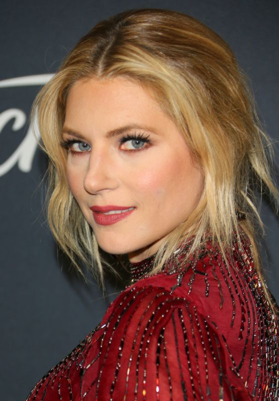 Katheryn Winnick – 2020 Warner Bros. and InStyle Golden Globe After Party
