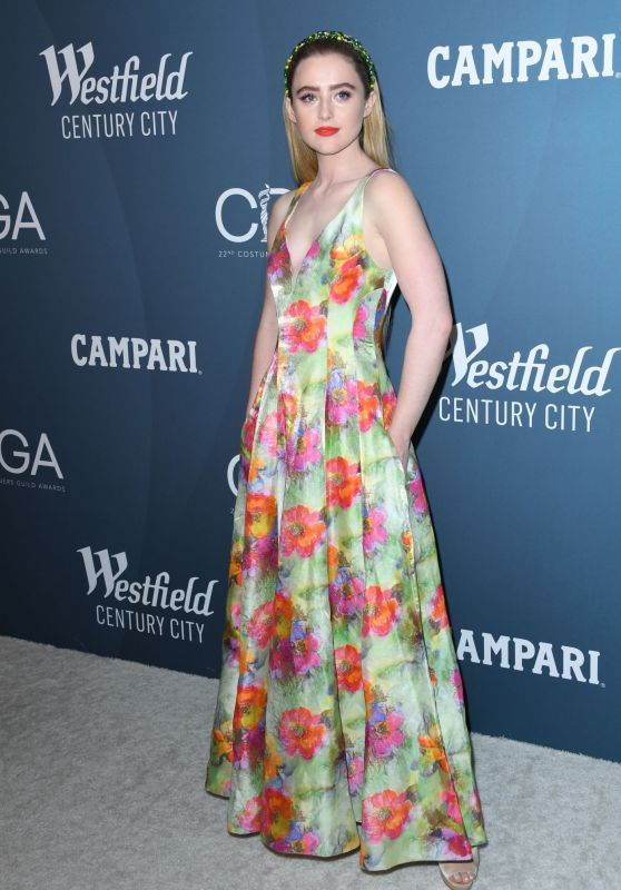 Kathryn Newton - Costumes Designers Guild Awards 2020