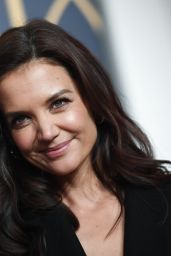 Katie Holmes - Marc Cain Fashion Show in Berlin 01/14/2020