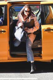 Katie Holmes Winter Street Style 01/21/2020