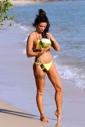 Katie Price in a Bikini - Winter Holidays in Thailand 1/7/2020