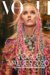 Katy Perry - Vogue India January 2020 Issue