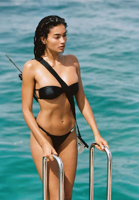 Kelly Gale - Bamba Swim 2020 Photoshoot