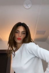 Kendall Jenner - Social Media 01/16/2020